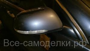 Зеркало Хонда Аккорд 7