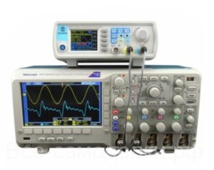 генератор частоты и осциллограф купить недорого из Китая