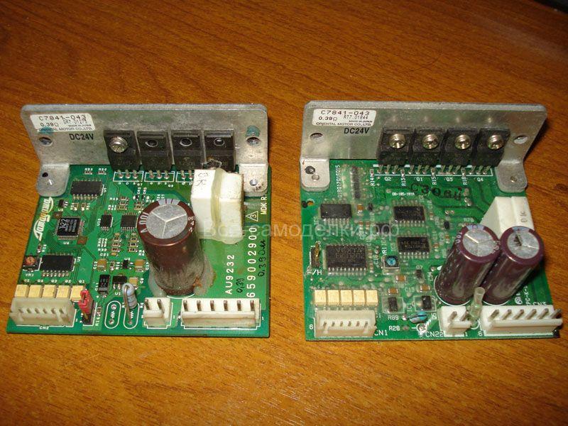 драйвер-контроллеры ШД AU9232